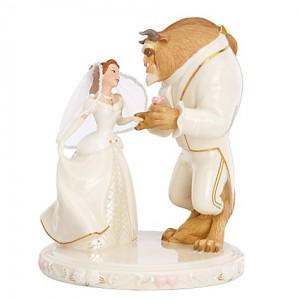 Disney-Princess-Wedding-Cake-Toppers-Design